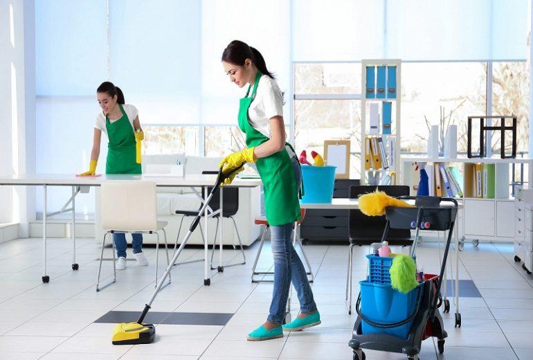Vad du ska leta efter vid rengöring på kontoret för ditt företag?