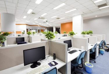 Hur man rengör ett kontor professionellt